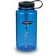 Nalgene 1L Wide Mouth Bottles Blue Tritan (2024)